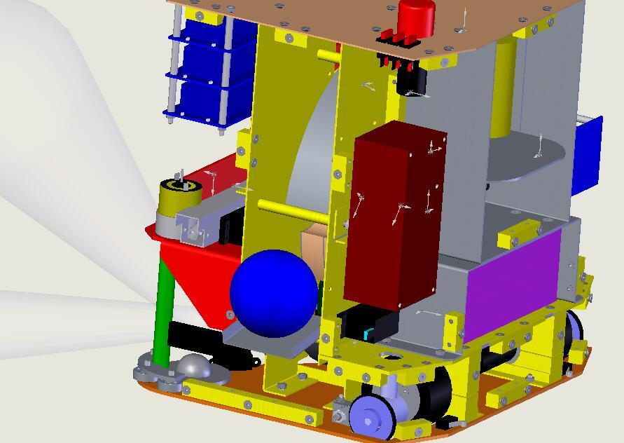 Modélisation Mars'L coupe ouverte 2