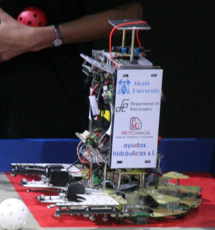 Un robot intéressant