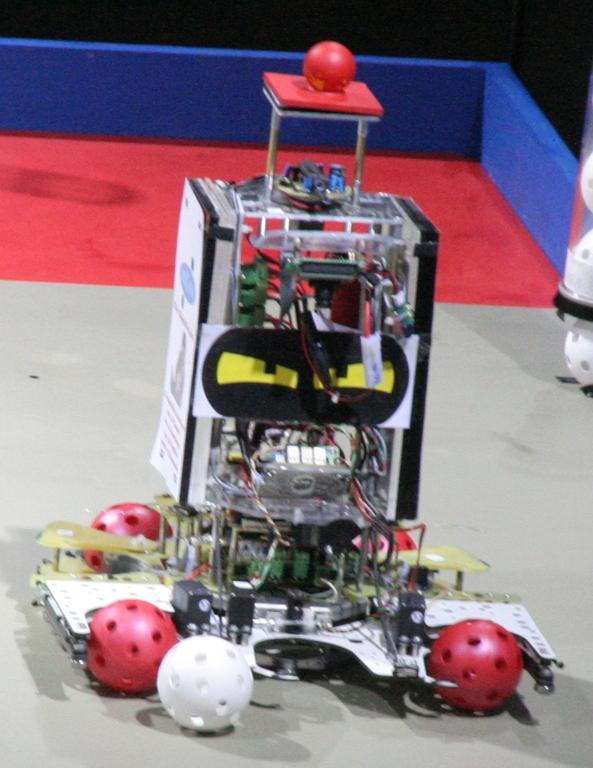 Un robot intéressant 2