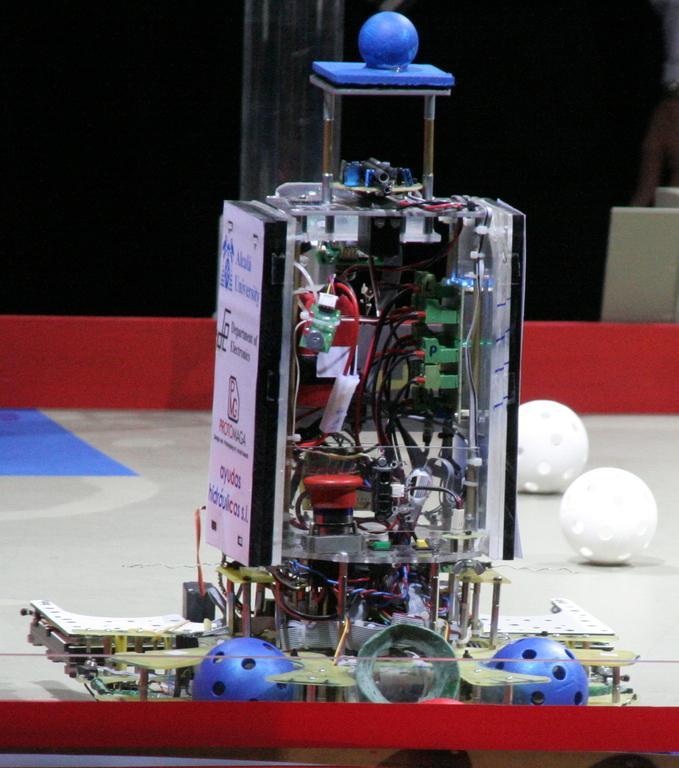 Un robot intéressant 3