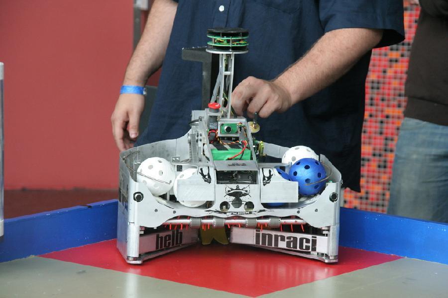 Le robot belge