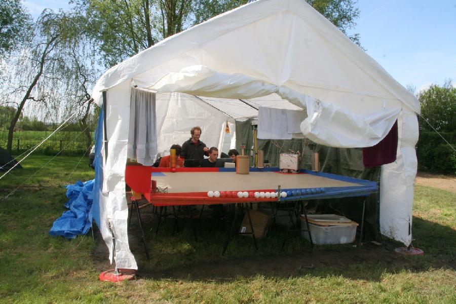 Soft au Camping