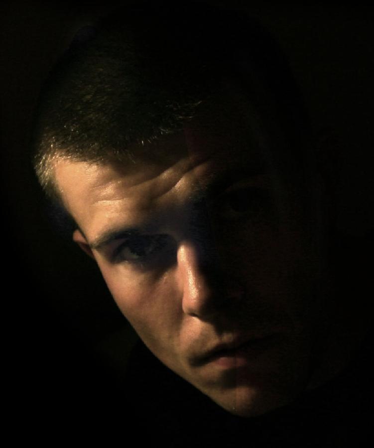 Portrait de Cédric pour fiche membre