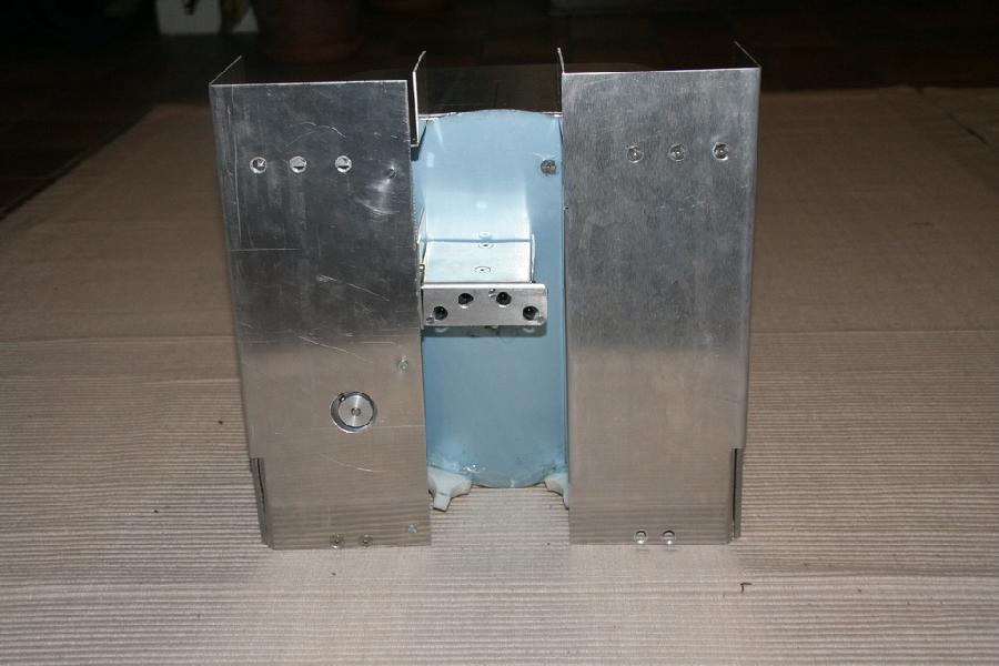 Barillet et ascenseur de colonne'l