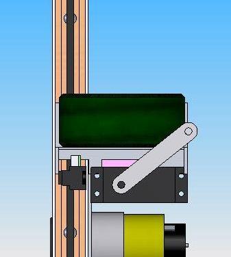 Modélisation ascenseur en action 3