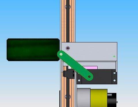 Modélisation ascenseur en action 4