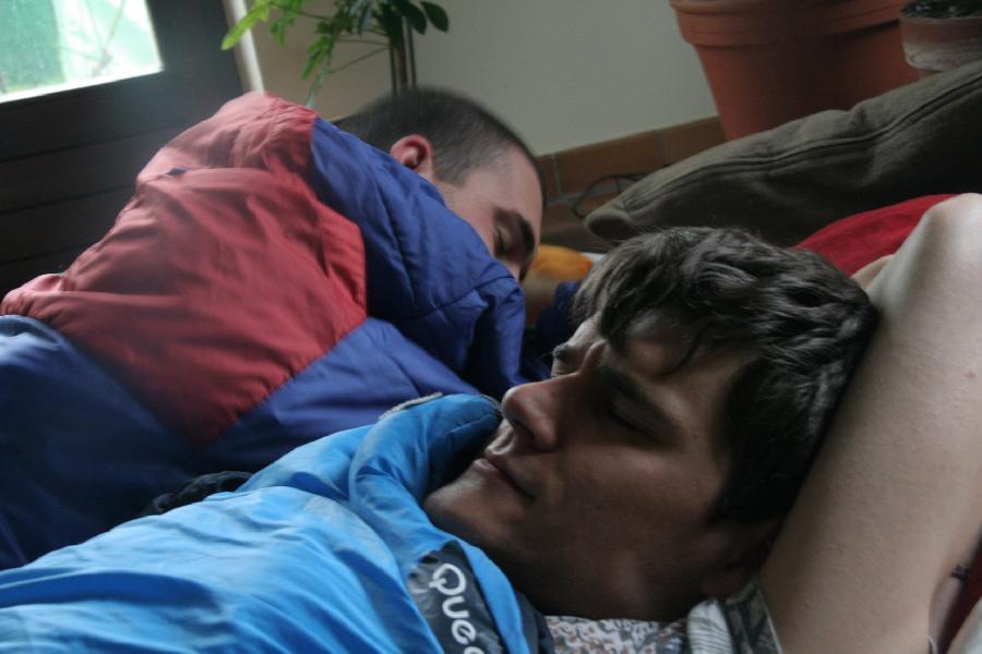 hibernation du roboticien