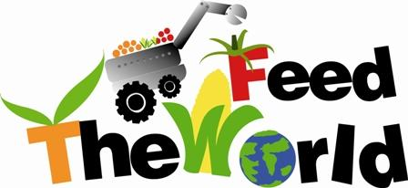 Logo eurobot 2010 (feed the world)