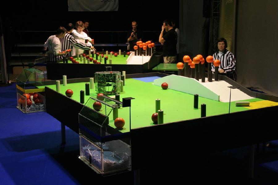 coupe de belgique - les tables