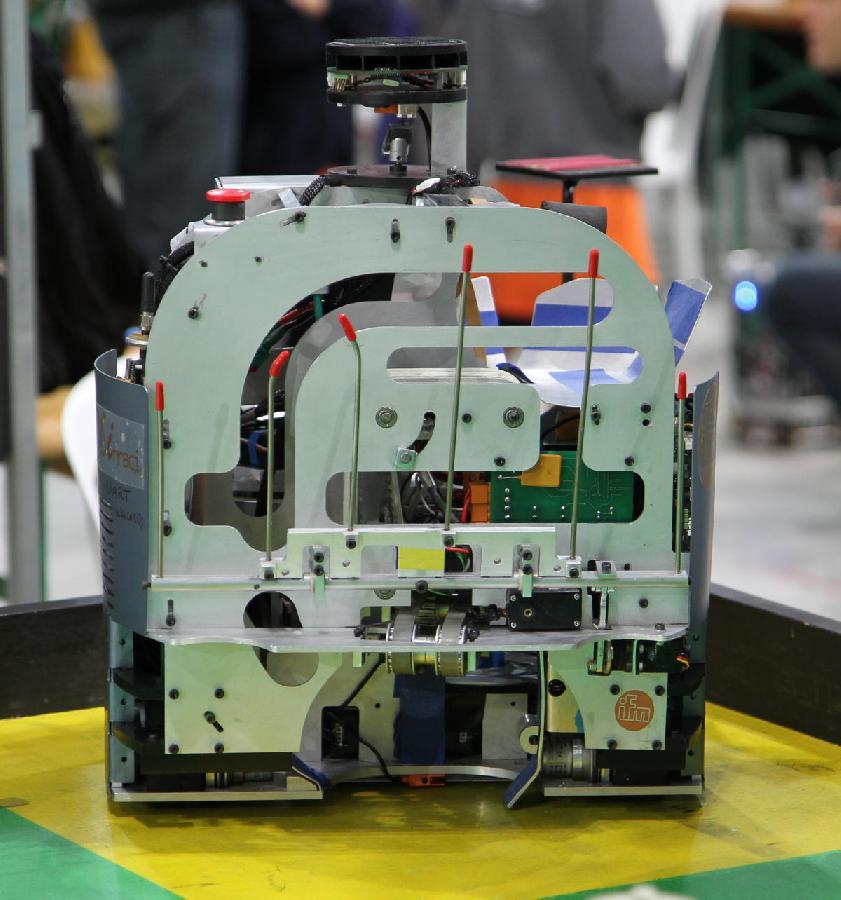 OSinraci robot