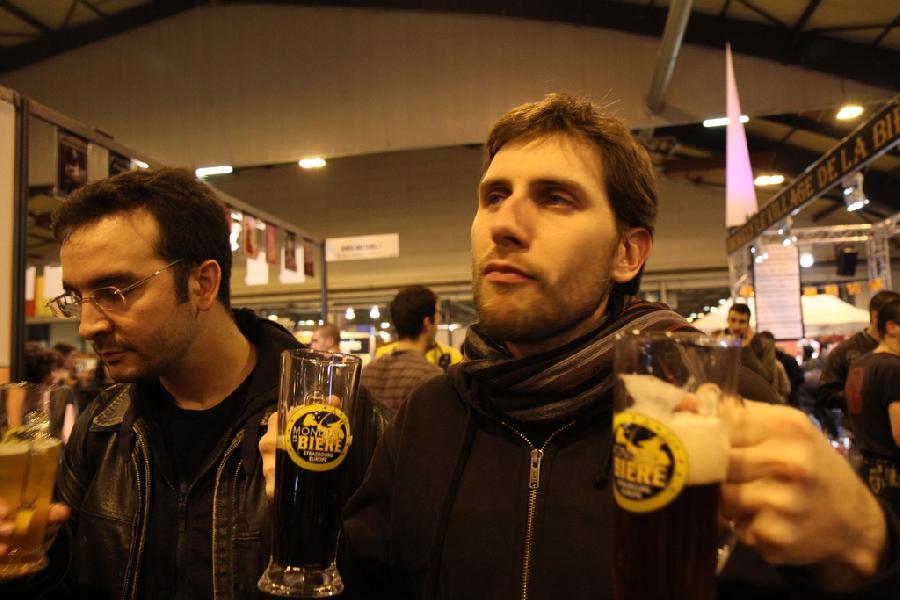 Uart et microb au mondial de la bière