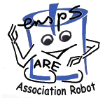 logo Club robot de l'ensps ARE