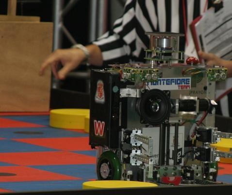 Robot Montefior