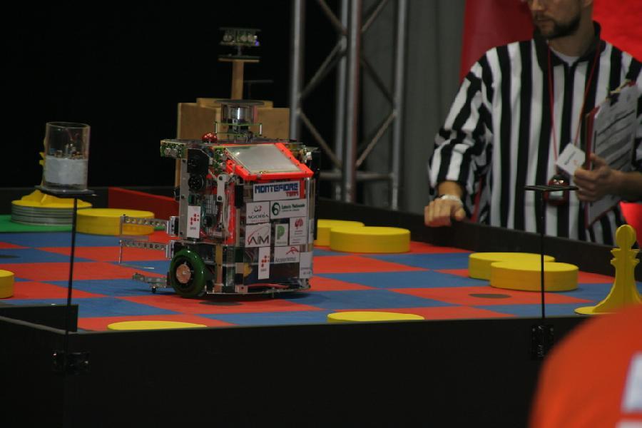 Robot Montefior 2