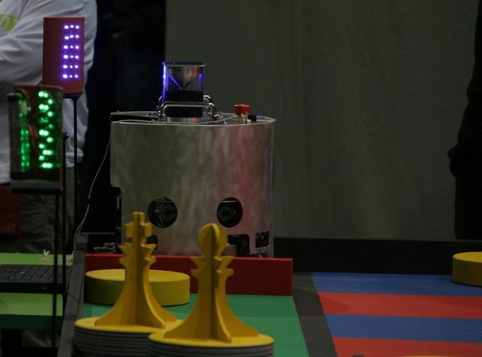Robot Coupe de Belgique