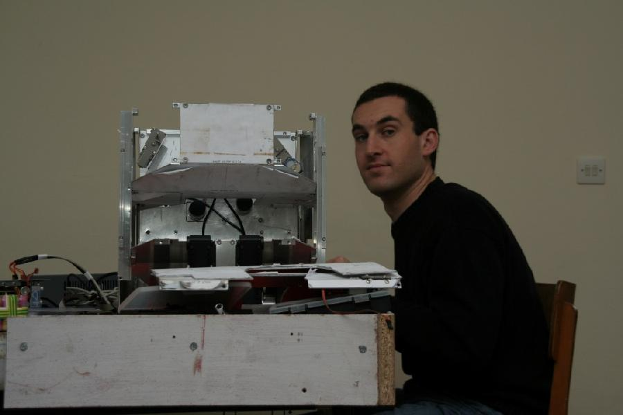 mat et le robot 2012