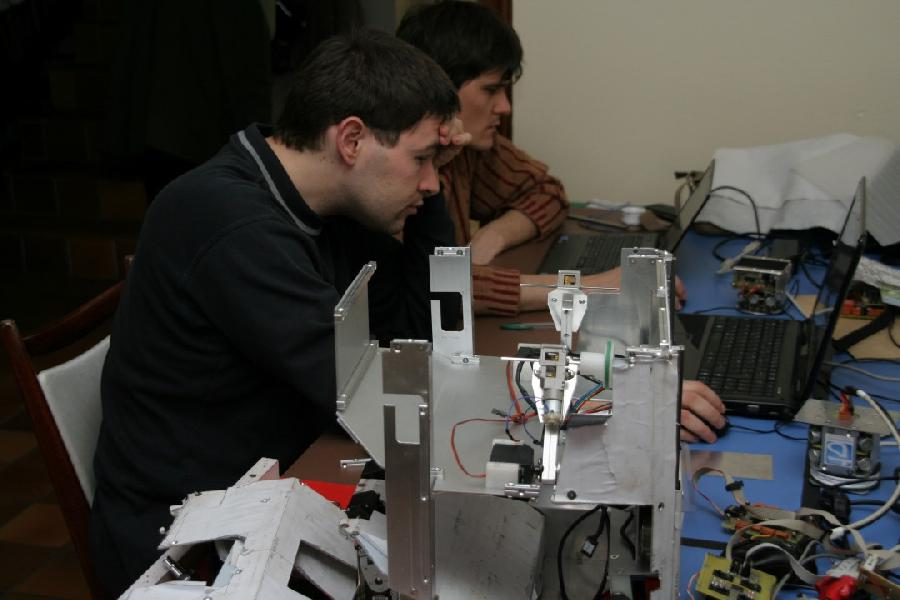 robot 2012 sebi et sepi
