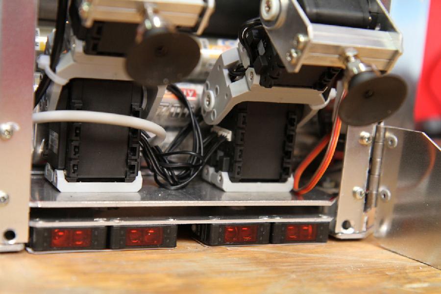 Detail robot 2012