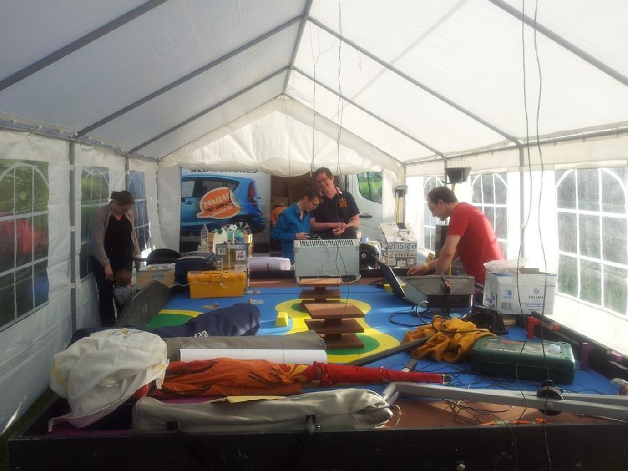 La tente version 2012