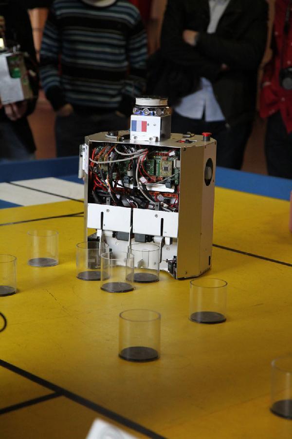 Test du robot