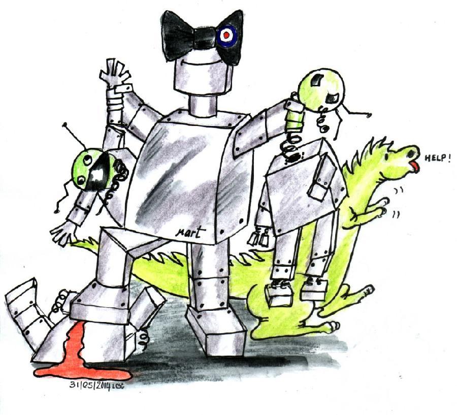 Robot_3ieme